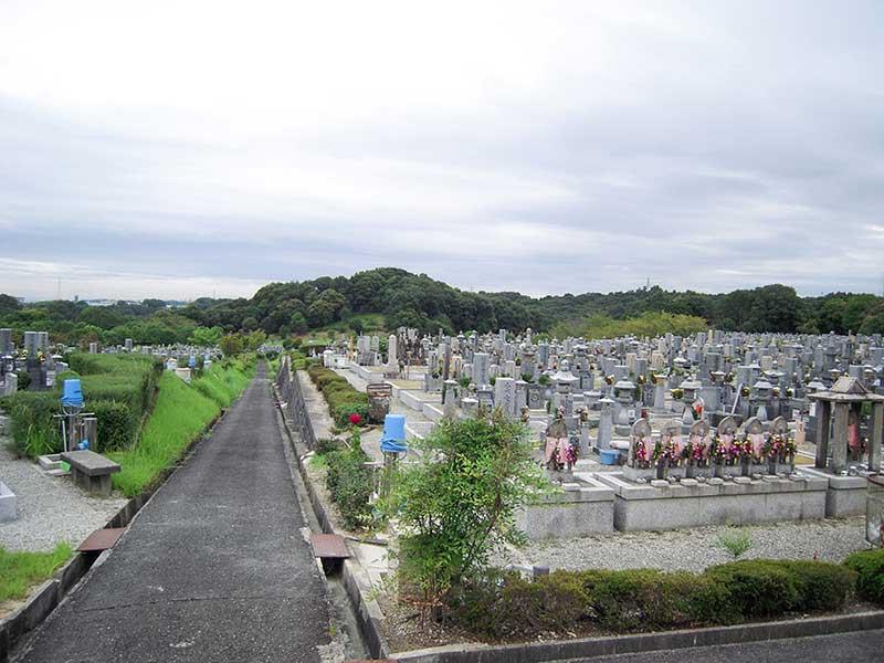 堺市営 堺市霊園(堺公園墓地)_8215