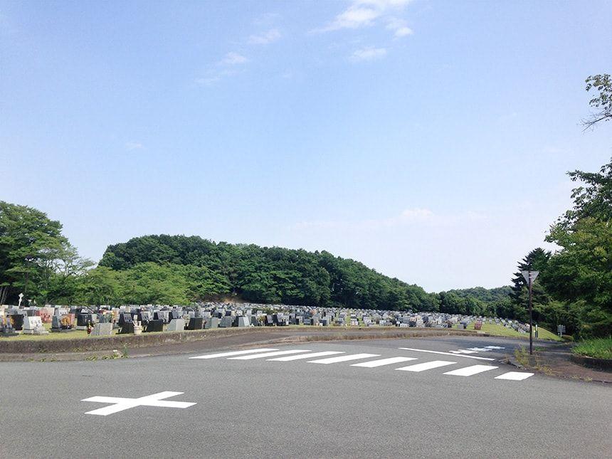 八王子霊園12