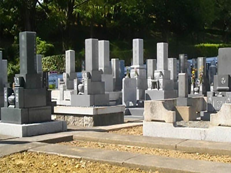 平和公園 大法寺墓地_8489