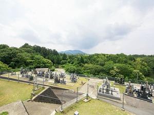 メモリー東出雲墓苑全体風景