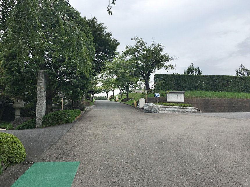 東京まや霊園4