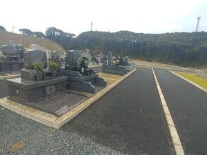 夢の丘墓園の通常全体区画