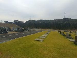 袋井市夢の丘墓園の全体雰囲気3枚目