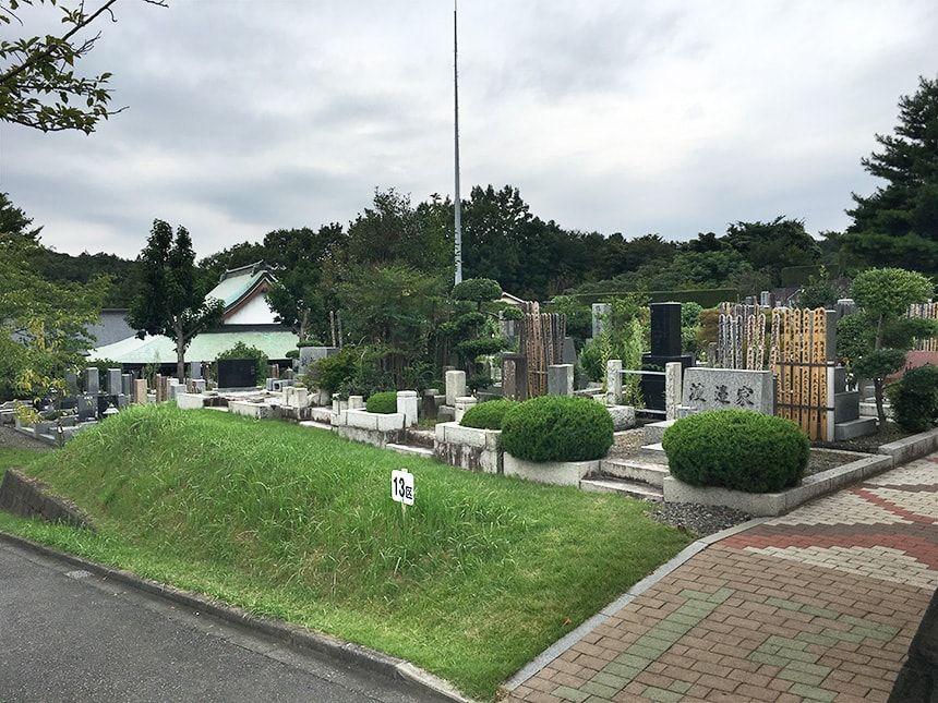 東京まや霊園9