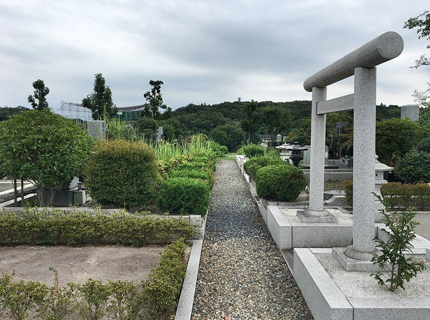 東京まや霊園11