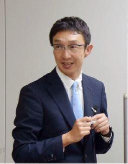 山本暢彦さん(株式会社きずな)