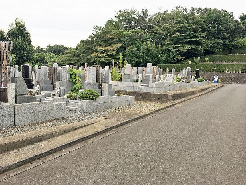 東京まや霊園13