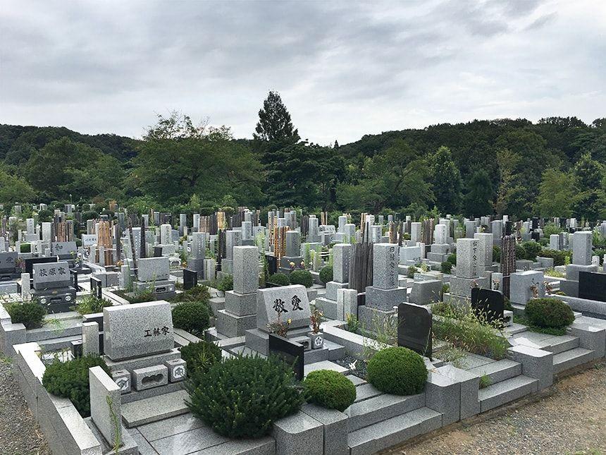 東京まや霊園15
