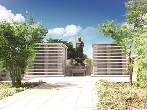 加須はなさき浄苑 永代供養墓観音霊廟