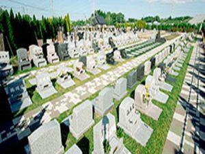 市原うぐいす公苑の一般墓区画イメージ