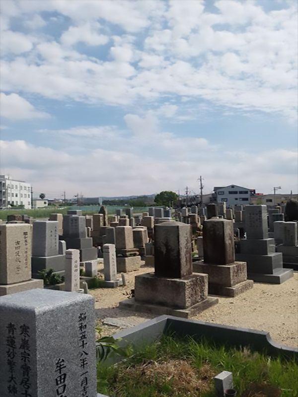招堤共同墓地
