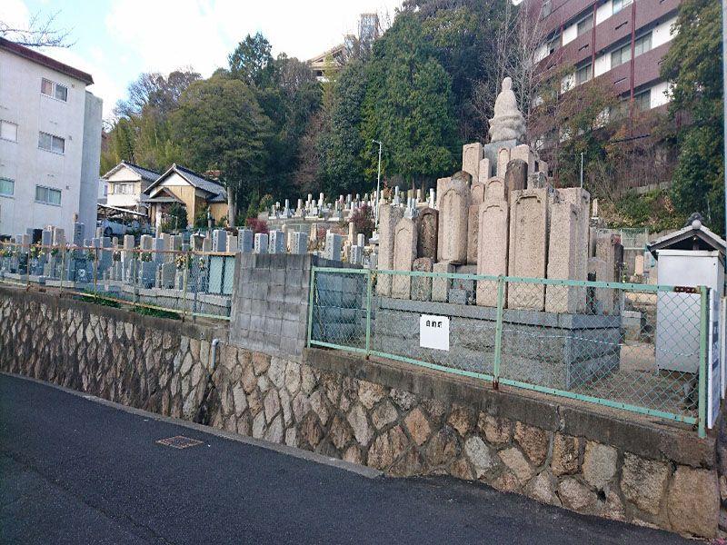 岡本西墓地_9426