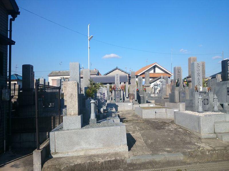 黒山共同墓地_9431