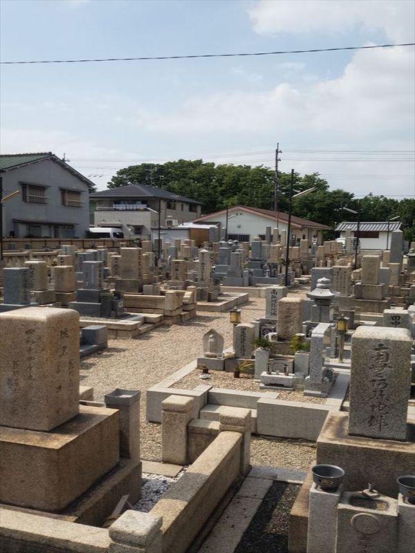 東大阪市営 小阪墓地_9510