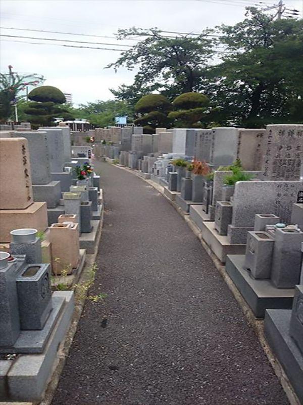 中浜霊園_9517