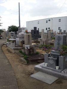 菱江西方墓地_9553