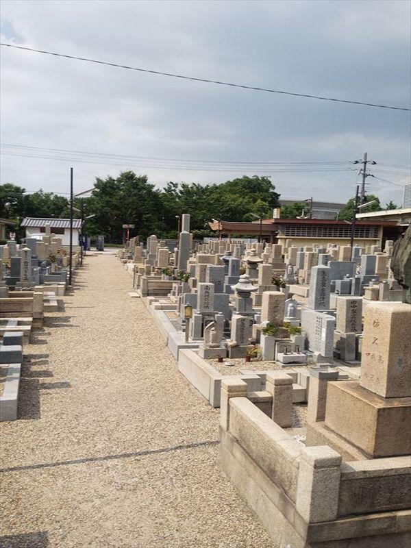 東大阪市営 小阪墓地_9593