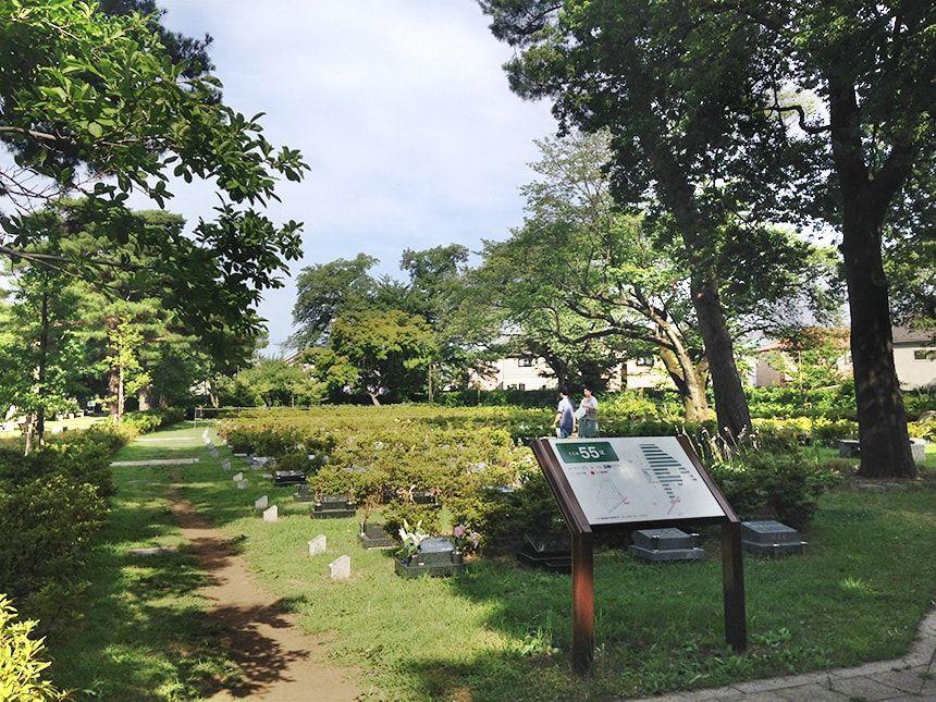小平霊園15