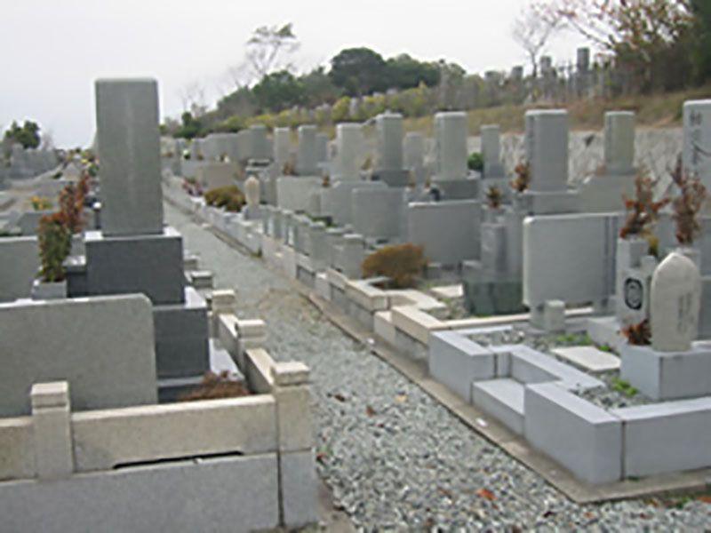 西宮市営 白水峡公園墓地_9678