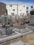茨田大宮墓地