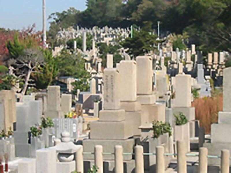 西宮市営 満池谷墓地_9690