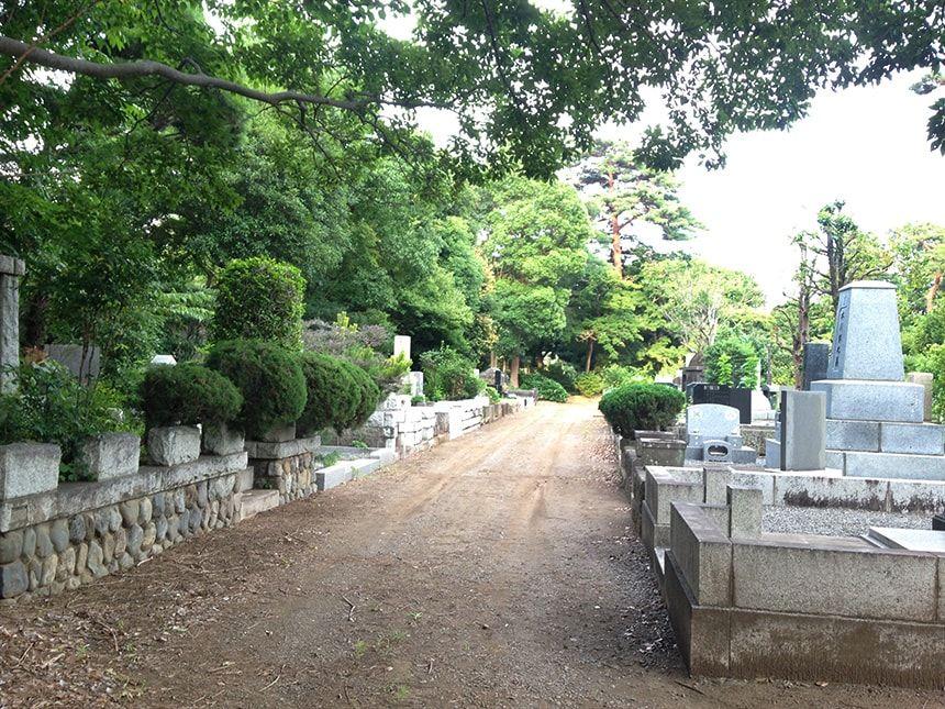 多磨霊園27