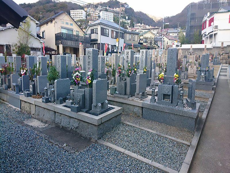 岡本東墓地_9771