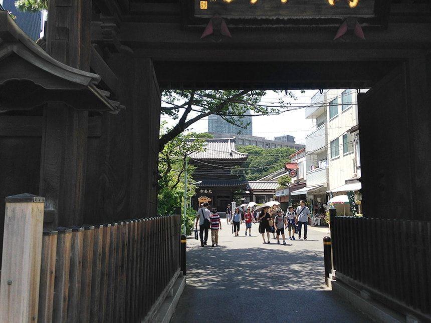 泉岳寺11