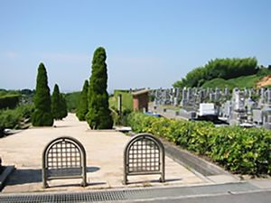 貝塚市公園墓地_9847