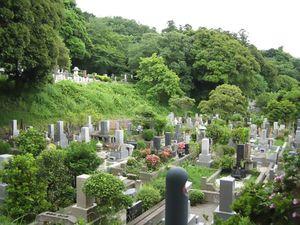 横浜市営 三ツ沢墓地_9923