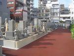 妙頂寺墓地